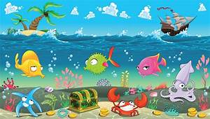 Underwater Scene jigsaw puzzle in Under the Sea puzzles on ...