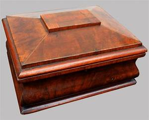 Coffre à Bijoux Bois : coffret bijoux ancien en acajou ~ Premium-room.com Idées de Décoration