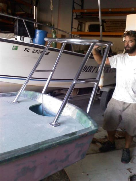 Show Me Pictures Of Boats by Custom Boston Whaler Flats Boat Build Page 2 The Hull