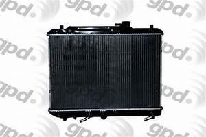 Radiator Global 2085c Fits 95