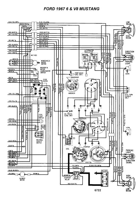 1967 Ford Mustang Wire Harnes Diagram by Wiring A 1967 Mustang Coupe Ford Mustang Forum