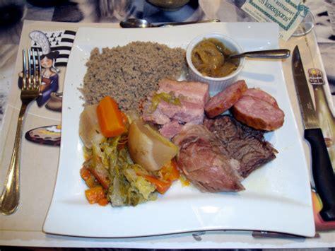 cuisine bretonne kig ha farz 28 images accueil
