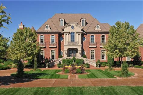 modern home plans with photos 14 000 square foot traditional mansion in brentwood tn
