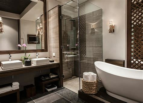 photo salle de bain hotel de luxe vacances au mexique dans un complexe h 244 telier pas comme les autres design feria