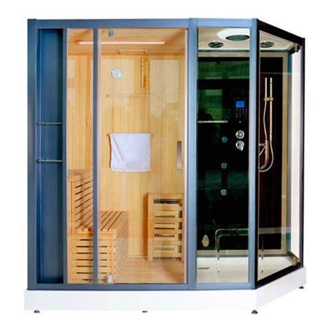 cabina doccia sauna bagno turco box doccia bagno turco con colonna idromassaggio e sauna