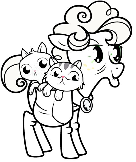 mlp coloring my pony coloring pages pony coloring pages mlp