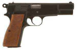 Browning 9Mm Pistol