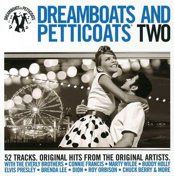 Dreamboats And Petticoats 2 (2cd) (2008)  Universal Uk