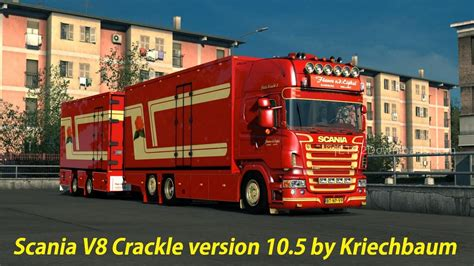 scania  crackle version  ets  mods etsdownloads