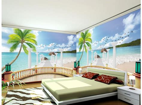 custom  wallpaper  wall murals wallpaper  balcony