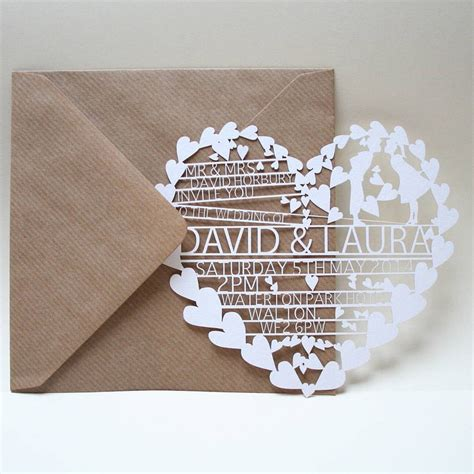laser cut wedding invitations wedding invitation card trend laser cut invites arabia