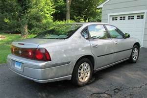 Sell Used 2002 Chevrolet Impala Base Sedan 4