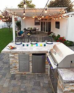 Backyard, Grill, Ideas, To, Improve, And, Create, A, Cozy, Atmosphere