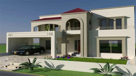 1 kanal house design in pakistan youtube