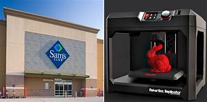 MakerBot Expands to 300 Sam's Club Locations