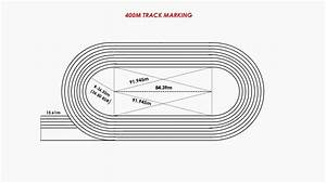 Athletic Track And Games Easy Marking Plans