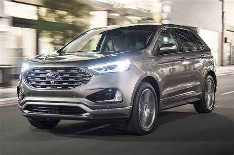 2019 Ford Edge  Overview Cargurus