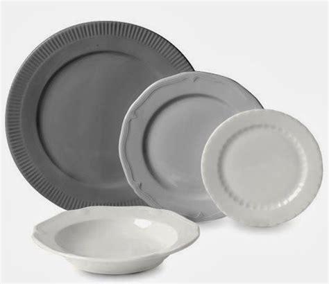 ikea grey edge plates scalloped arv plate dinner dinnerware sets crockery bowls bowl setting