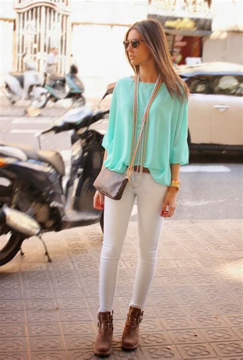 stylish street style outfit ideas  blouses pretty