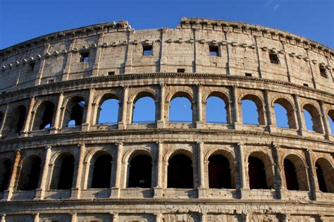 Free Colosseum In Rome by Colosseum In Rome Free Stock Photo Domain Pictures
