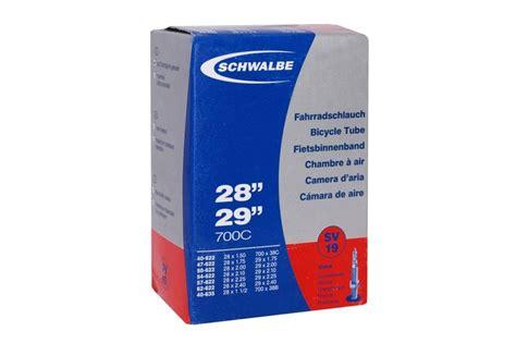 chambre a air schwalbe schwalbe 27 5 28 29 presta valve alltricks com
