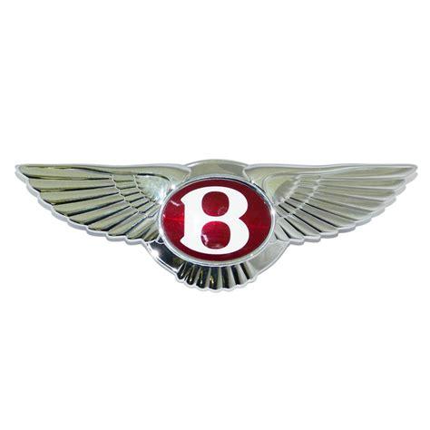 winged bentley grille badge     pspau