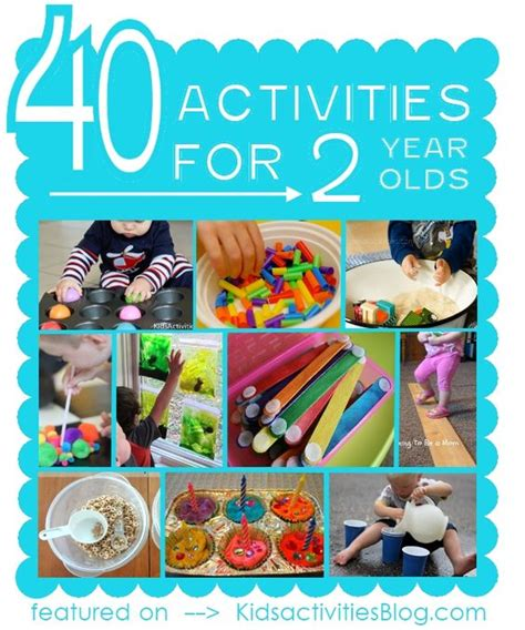 40 activities for 2 year olds creative 4 year olds and 678 | 076ce1530886267f9eca86af2df36357