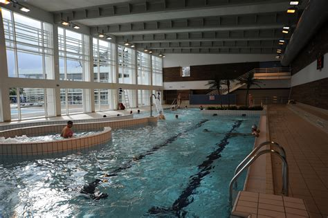 maisons laffitte a inaugur 233 sa nouvelle piscine yvelines infos