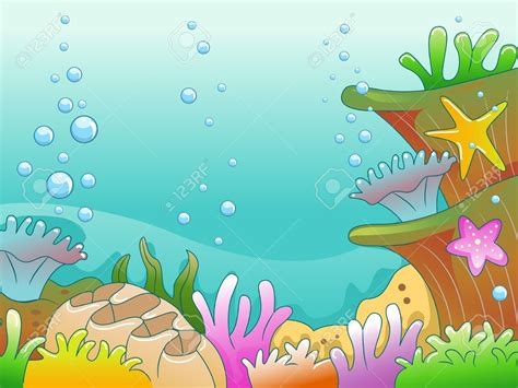 Pencil And In Color Sea Clipart