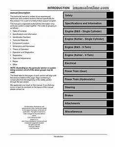 John Deere L100 L110 L120 L130 Repair Manual Instant
