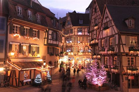 places  celebrate christmas christmas vacations