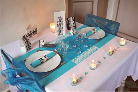 decoration table favors ideas