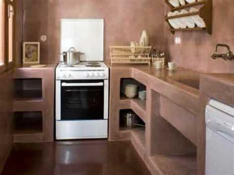 cocinas integrales de concreto forradas  azulejo