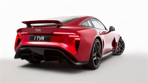 2018 Tvr Griffith Wallpapers & Hd Images