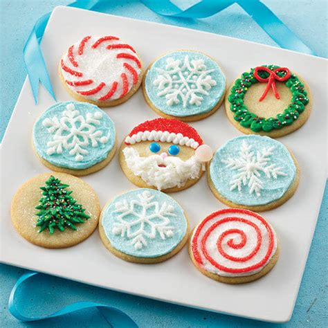 3d round ornament cookie recipe circle cookies recipe land o lakes