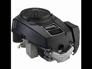 Kohler 20 Hp Zero Turn Lawn Mower Engine