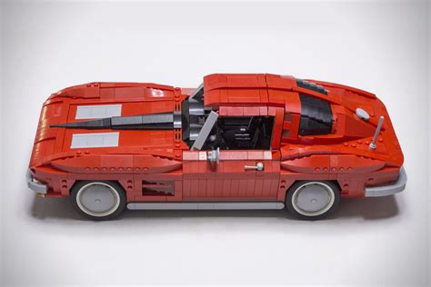 lego corvette stingray hiconsumption