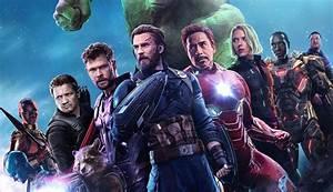 Avengers 4 Endgame Personajes De Marvel Que Aparecern