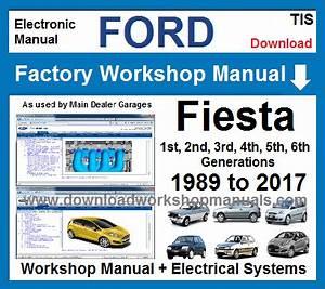 Ford Transit Mk7 Workshop Wiring Diagram
