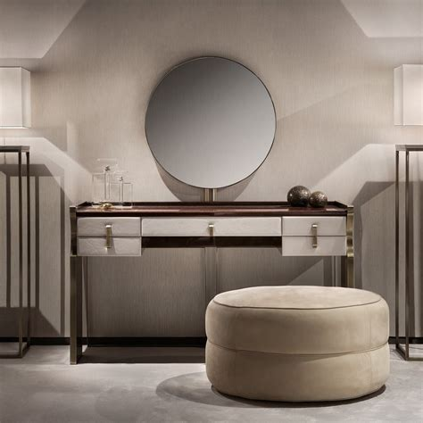 home interior sconces modern wenge and nubuck dressing table and mirror