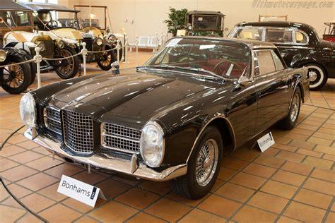 Facel Vega II - 2012 Monaco Historic Grand Prix