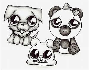 Cute Anime Animals Wallpaper - WallpaperSafari