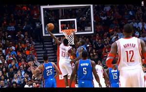 Fear The Beard: James Harden Posterizes OKC Defensive Star ...
