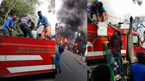 bureau enquete incendie haiti un incendie s est déclaré ce lundi dans une