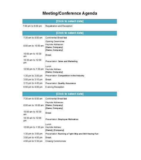 event agenda template 46 effective meeting agenda templates template lab