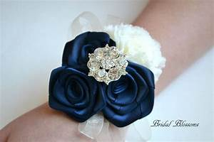 Unbelievable Best Corsage For Royal Blue Dress Prom Image