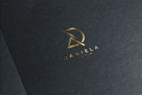 Initial DA / AD Logo | Creative Logo Templates ~ Creative ...