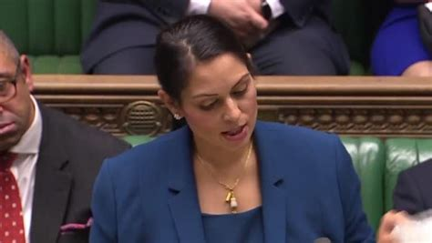 Priti Patel lays out new points-based immigration system ...