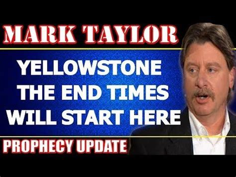 mark taylor december   yellowstone   times