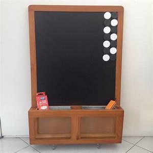 Tableau Noir Ikea : vendu prix 10 tableau noir magn tique en bois de marque ikea en tr s bon tat ~ Teatrodelosmanantiales.com Idées de Décoration